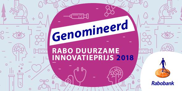 Rabobank Duurzame Innovatie Prijs - Vitale Gemeenschappen & Zorg