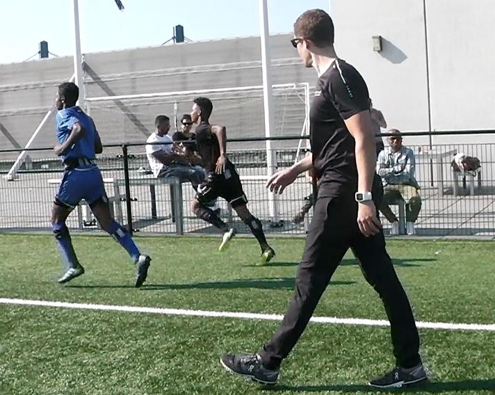 Voetbal analyse