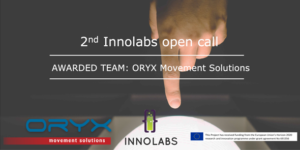 Awarded team Innolabs 2nd open call